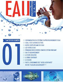 Eau Magazine CA
