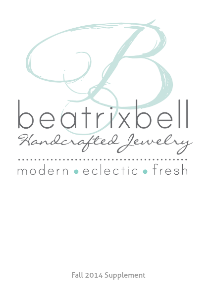Beatrixbell Handcrafted Jewelry Fall 2014 Beatrixbell Handcrafted Jewelry Fall 2014 suppleme