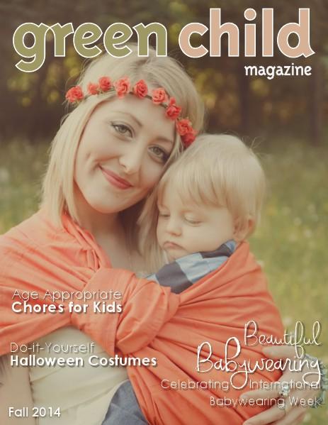 Green Child Magazine Fall 2014