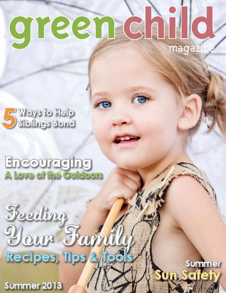 Green Child Magazine Summer 2013