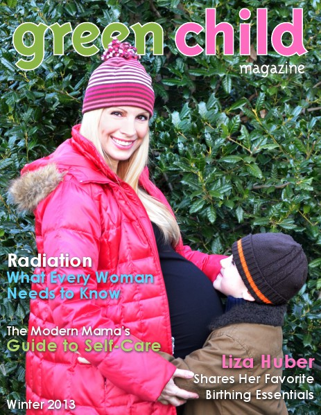 Green Child Magazine Winter 2013