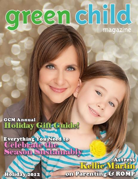 Green Child Magazine Holiday 2012