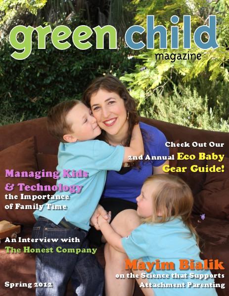 Green Child Magazine Spring 2012
