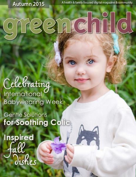 Green Child Magazine Fall 2015