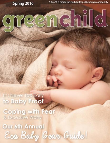 Green Child Magazine Spring 2016