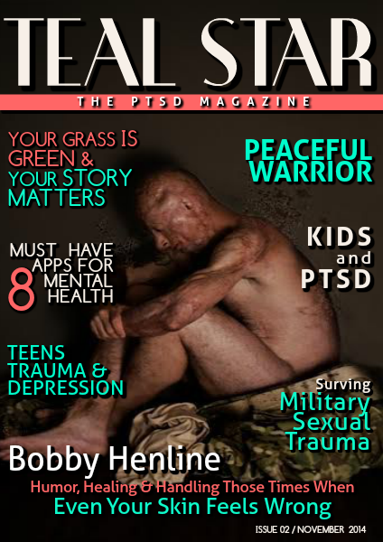 Battling BARE's Teal Star: The #PTSD Magazine Volume 2