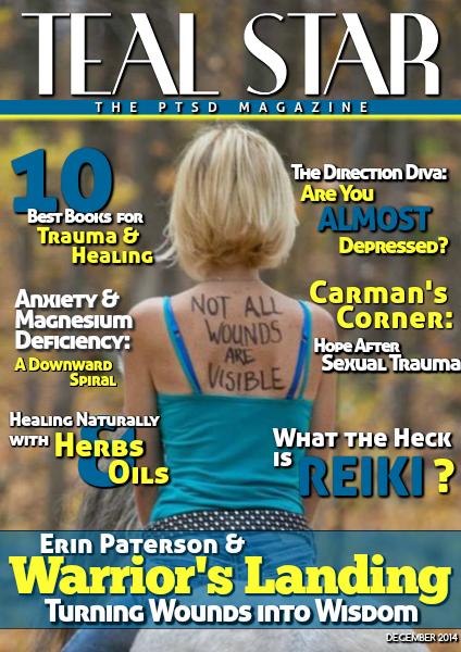 Battling BARE's Teal Star: The #PTSD Magazine Volume 3, December 2014