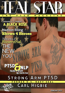 Battling BARE's Teal Star: The #PTSD Magazine
