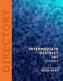 Intermediate District 287 Directory 2018-2019