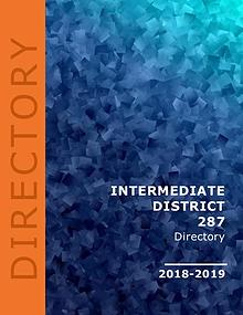Intermediate District 287 Directory 2018-2019
