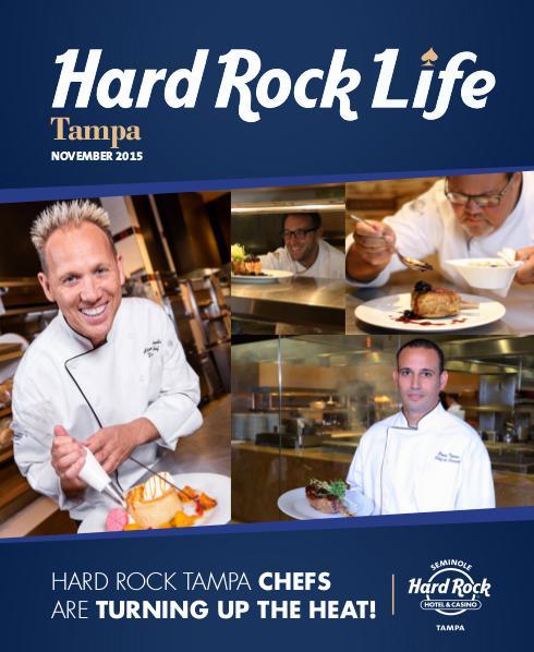 Seminole Hard Rock Life November 2015