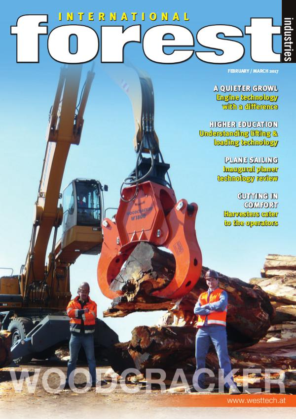 2017 International Forest Industries Magazines February March 2017