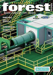 International Forest Industries Magazine
