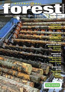 2017 International Forest Industries Magazines