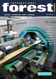 International Forest Industries 2018