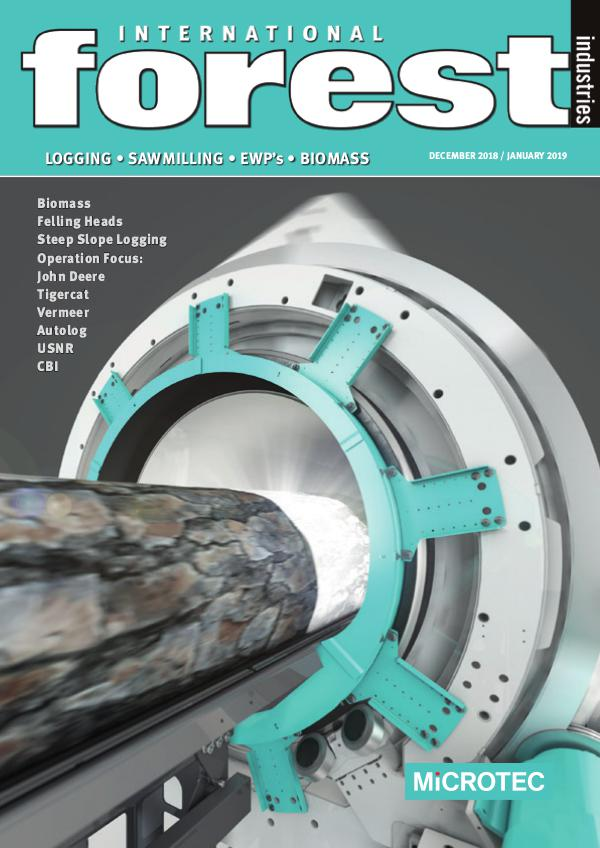 2019 International Forest Industries Magazine December / January IFI Dec Jan 2019 Digital