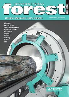 2019 International Forest Industries Magazine December / January