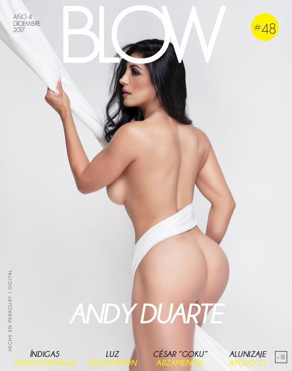 Revista Blow 2017 DICIEMBRE #48