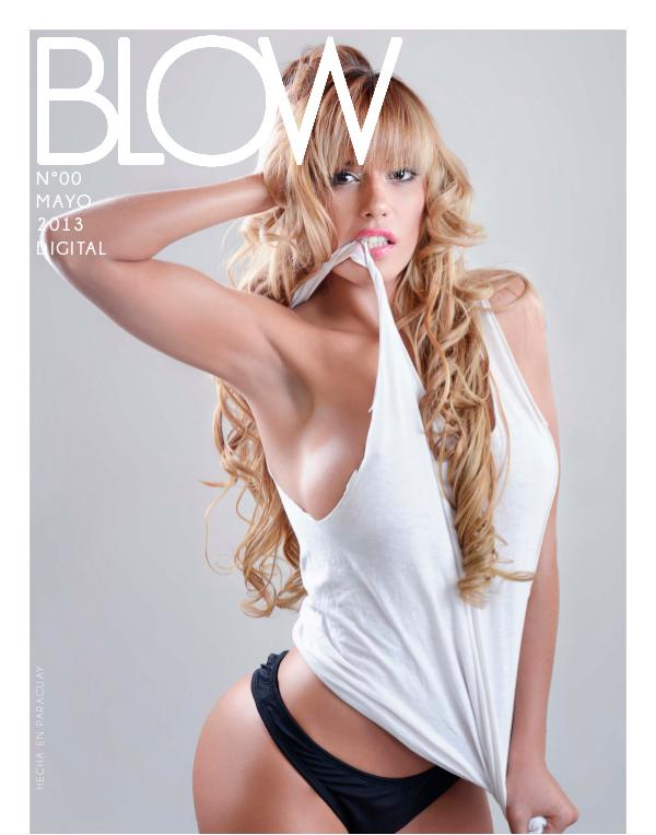 Revista Blow 2013 Mayo #00