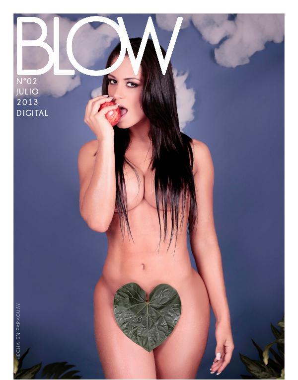 Revista Blow 2013 Julio #02