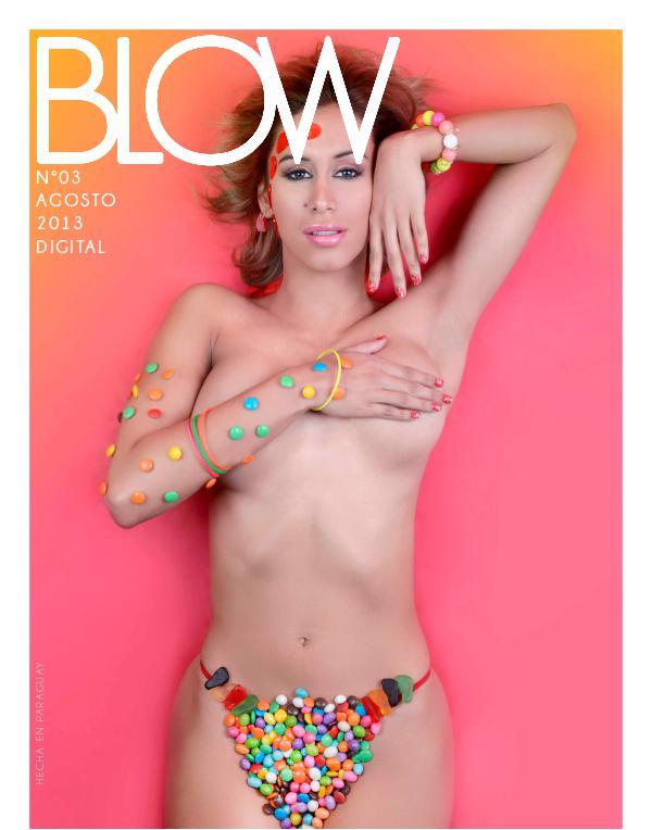 Revista Blow 2013 Agosto #03
