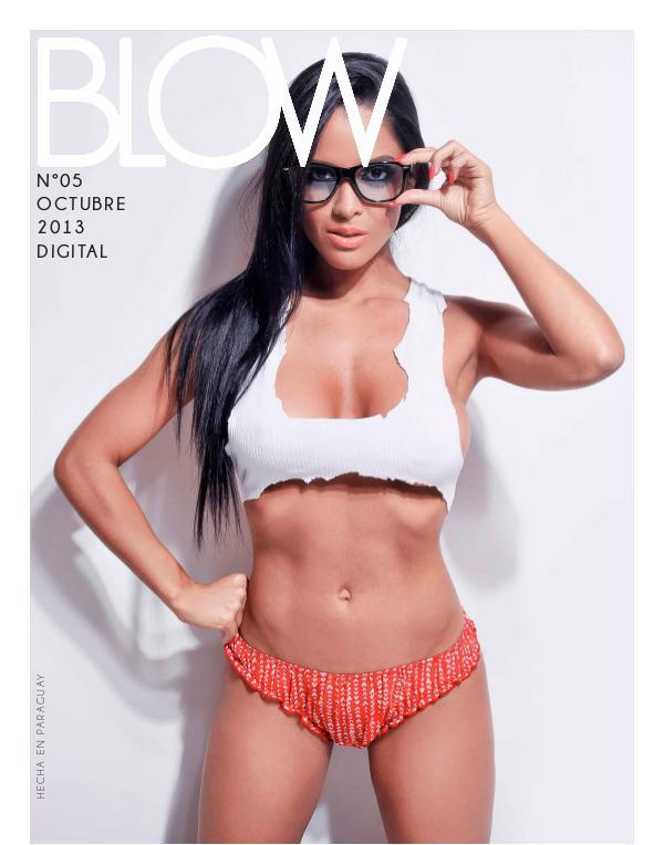 Revista Blow 2013 Octubre #05