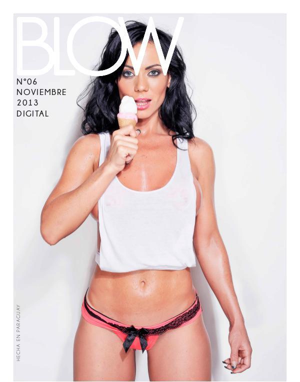 Revista Blow 2013 Noviembre #06