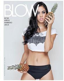 Revista Blow 2015