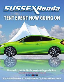 Sussex Honda Newsletter