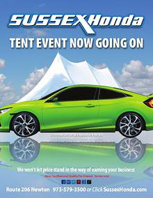 Sussex Honda Newsletter