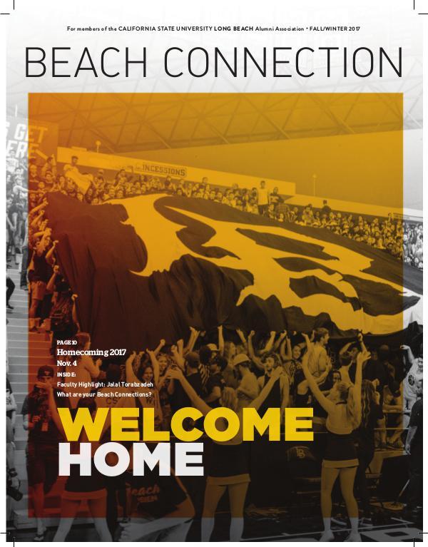 Beach Connection Magazine : Fall 2017 Fall 2017