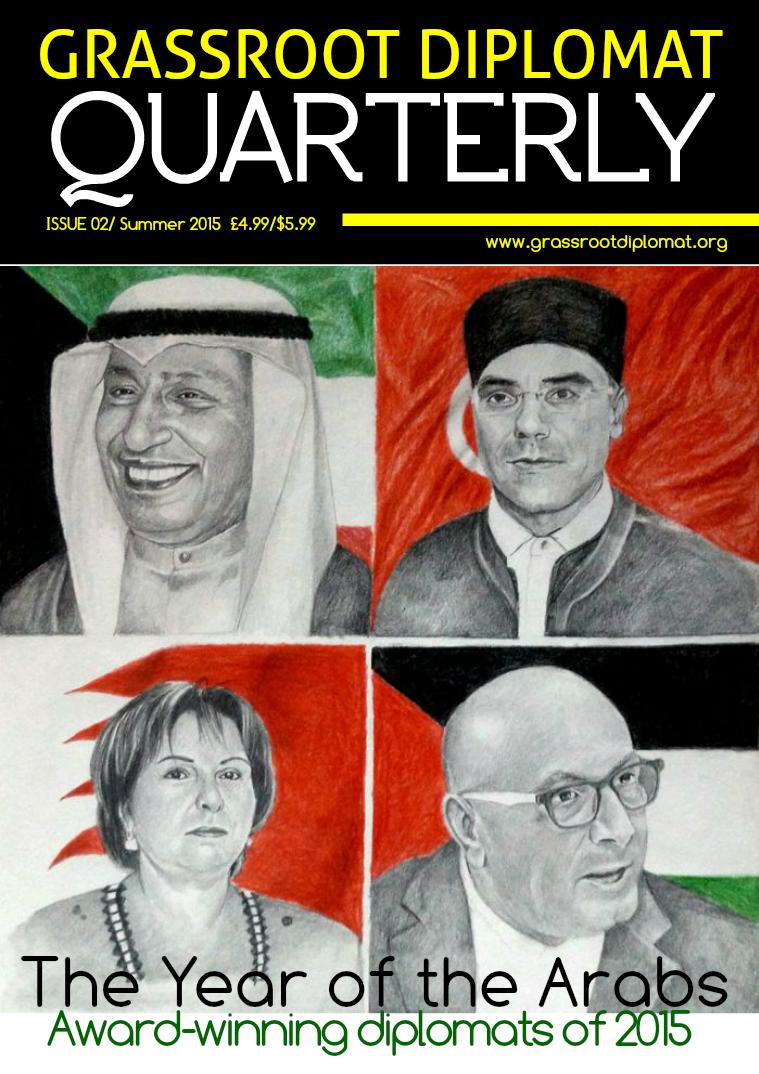 Grassroot Diplomat Quarterly Summer 2015