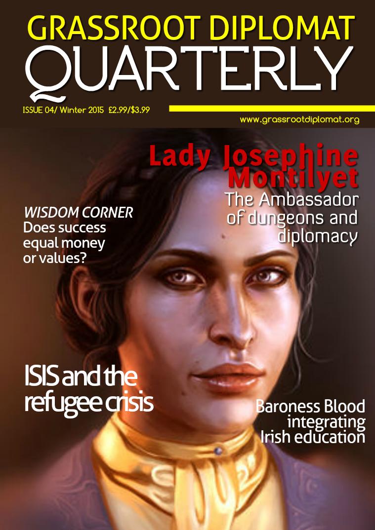 Grassroot Diplomat Quarterly Winter 2015