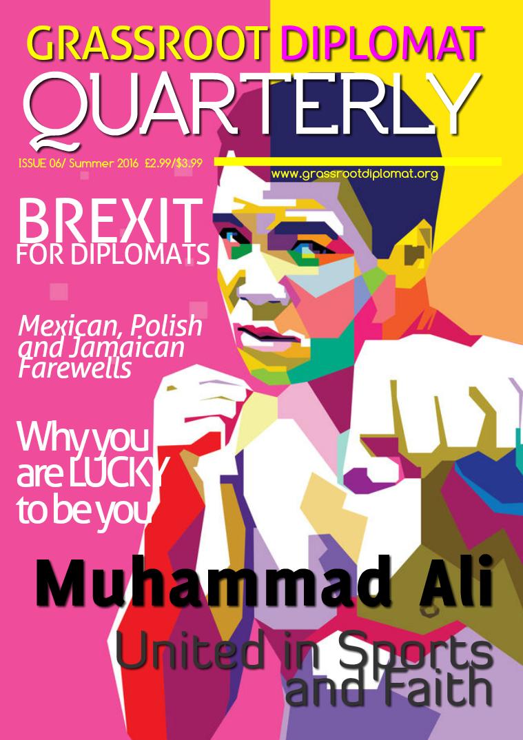 Grassroot Diplomat Quarterly Summer 2016