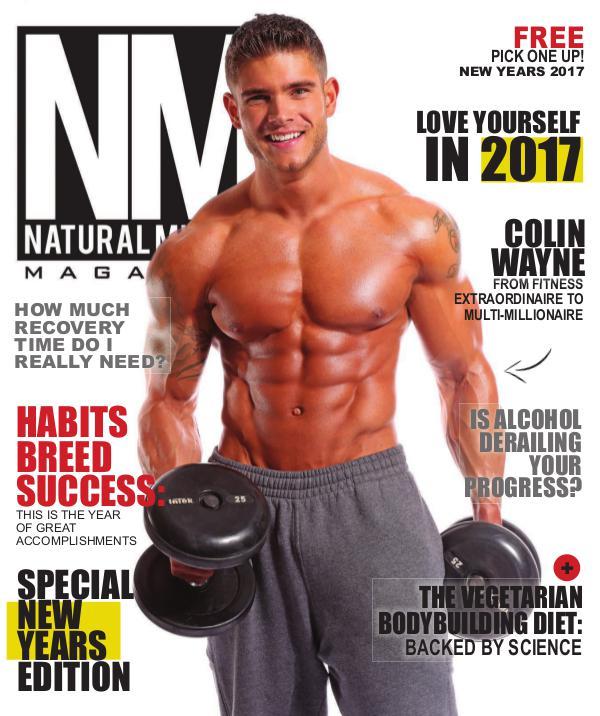 Natural Muscle New Years 2017 Natural Muscle New Year digital edition