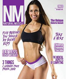 Natural Muscle October 2016