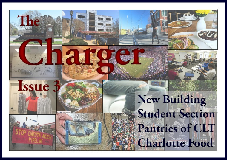 The Charger 2016-17 Volume 3