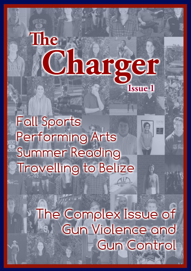The Charger Issue 1