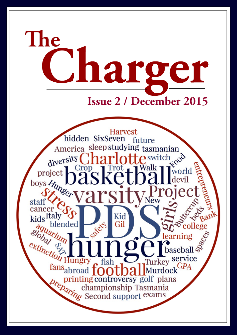 The Charger Issue 2