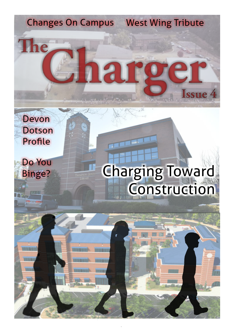 The Charger Issue 4