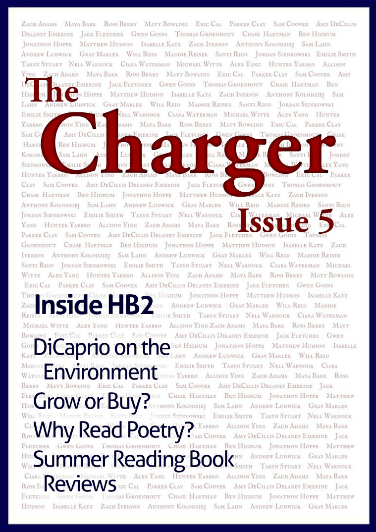 The Charger Issue 5