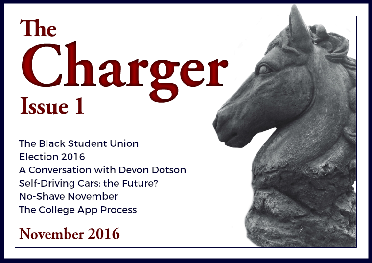 The Charger 2016-17 Issue 1