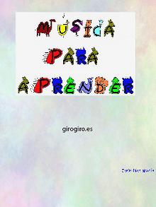 Música Para Aprender