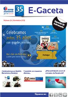 Nº26 Noviembre 2012
