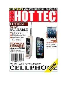 2012 Hot Tech #0012