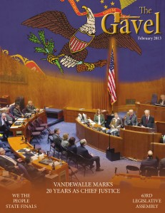 Winter 2013 Gavel Magazine