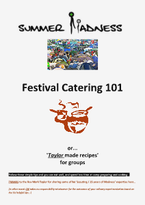 Catering 101