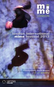 2013 London International Mime Festival 2013