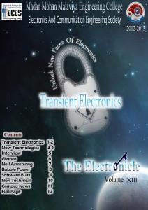 ELECTRONICLE 13