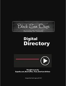 San Diego Black Directory